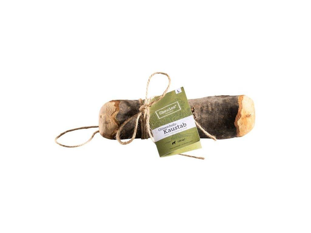 Olivové dřevo na žvýkání, vel. XL