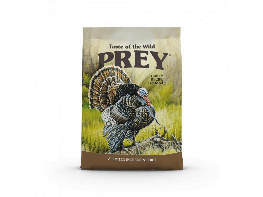 prey turkey dog bag front 100220