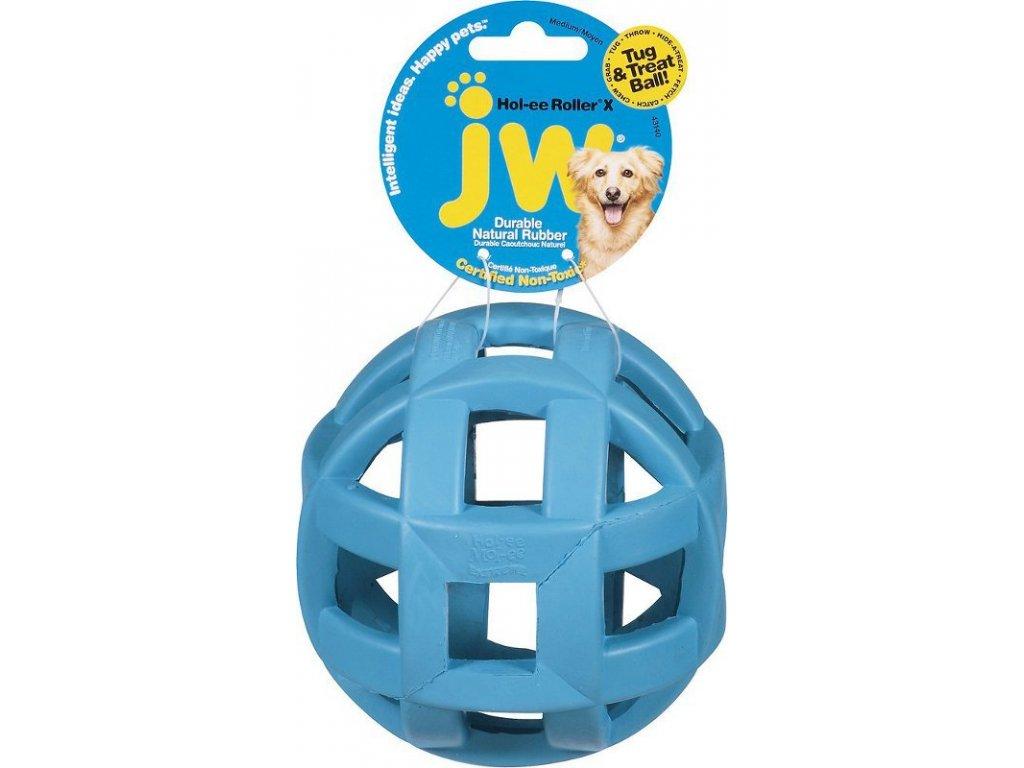 JW Hol-EE Extreme děrovaný míček 12 cm