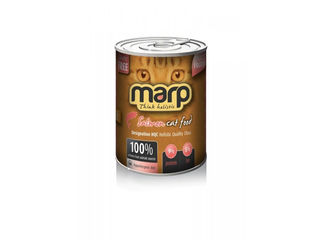 Marp Salmon konzerva pro kočky 370 g