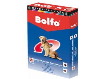Bolfo antiparazitní obojek pro psy 70 cm