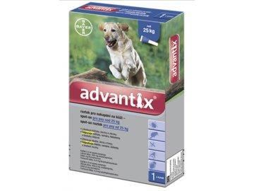 Advantix Spot-On pro psy 25-40 kg