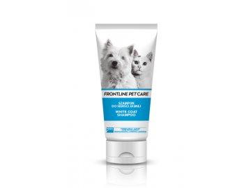 Frontline Pet Care šampón na bílou srst 200 ml