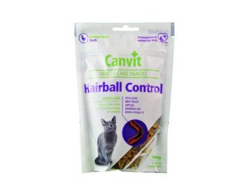 2973 canvit snacks cat hairball control 100 g