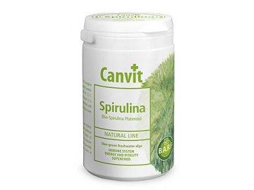 Canvit Natural Line Spirulina pvl 150 g LAST MINUTE