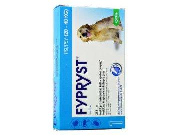 KRKA Fypryst Spot on Dog L 20-40 kg 1x2,68 ml
