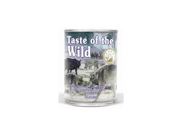552 taste of the wild sierra mountain 390 g