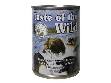 553 taste of the wild pacific stream 390 g