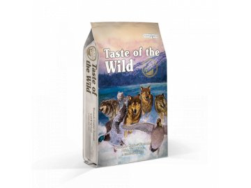 taste of the wild wetlands wild fowl