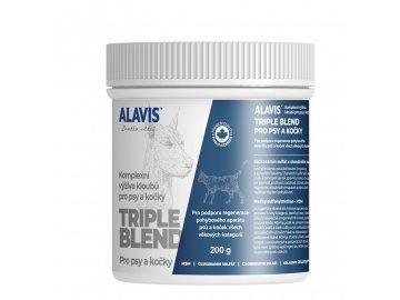 Alavis Triple blend pro psy a kocky 200g 0506201915230859591