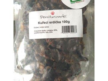 Perrito Kuřecí srdíčka 100 g