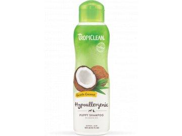 Tropiclean šampón pro štěňata s kokosem - hypoalergenní 355 ml