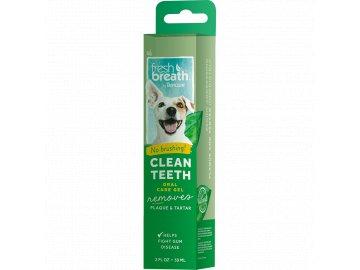 Tropiclean zubní gel pro psy 59 ml
