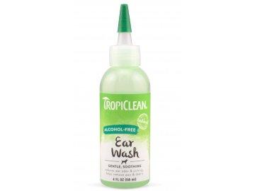 Tropiclean Kapky na čištění uší (bez alkoholu) 118ml