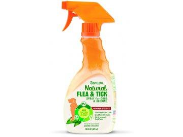 Tropiclean Flea and Tick pro zvířata 473 ml
