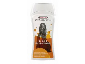 Oropharma 2-in-1 Shampoo šampón s kondicionérem 250 ml