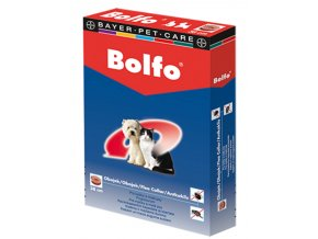 Bolfo antiparazitní obojek pro psy i kočky 38 cm