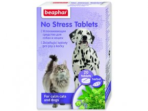 Beaphar No Stress tablety 20 ks