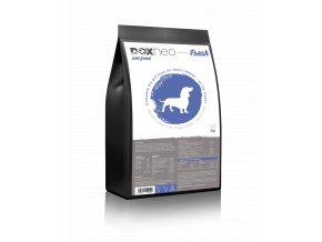 doxneo fresh 3D orez bok small breeds preview