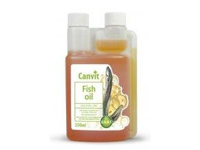 Canvit Natural Line Fish oil 250 ml LAST MINUTE