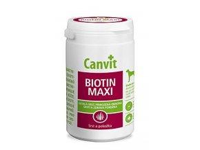Canvit Biotin Maxi pro psy nad 25 kg 500 g