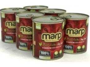 Marp Pure Chicken konzerva pro psy 6x800 g