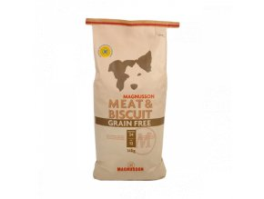 magnusson meatbiscuit grain free