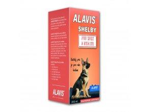 ALAVIS Shelby Pro srst a vitalitu 0904201810465836654