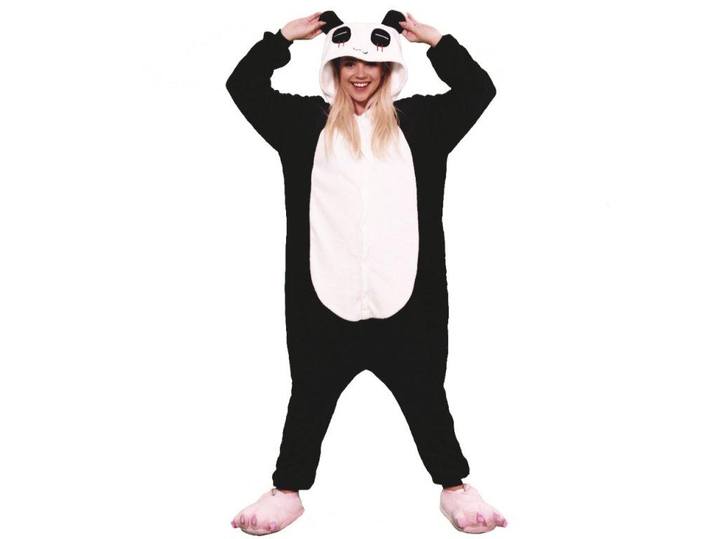 Kigurumi overal Panda