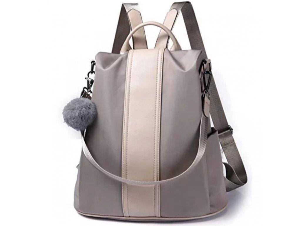 Dámský elegantní batoh