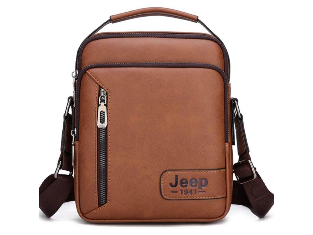 Pánská taška přes rameno jeep