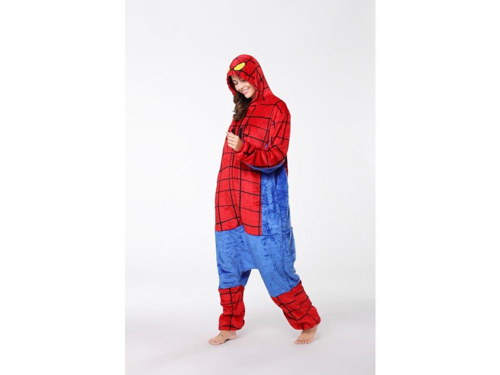 Kigurumi overal Spiderman