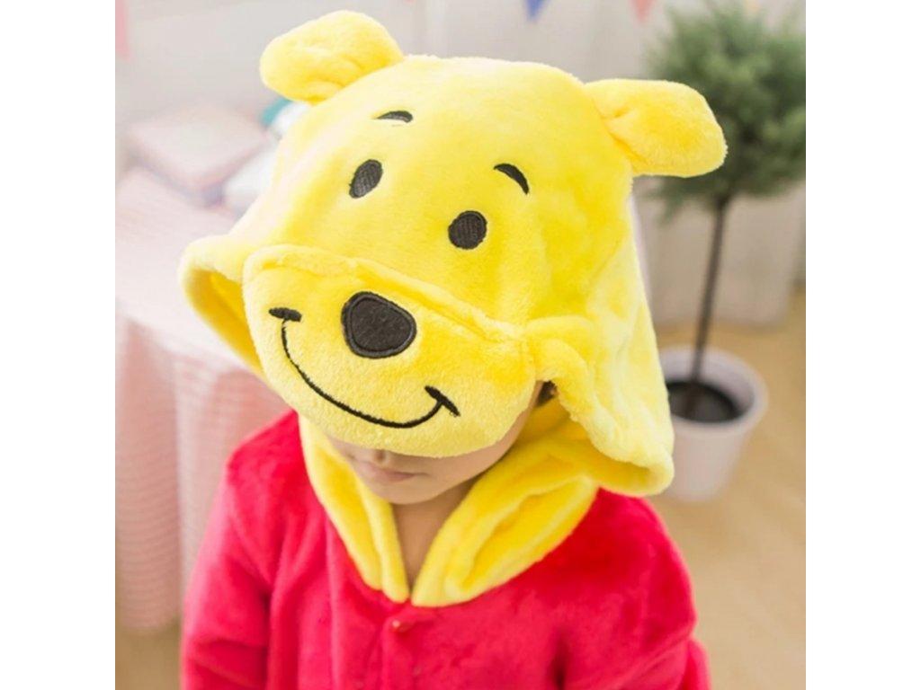 Dětský overal medvídek PÚ