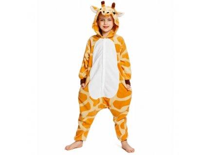 Dětský overal Žirafa velikost 98-140 (Velikost 98)
