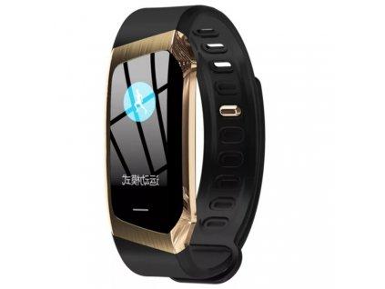 Stylové Smart hodinky E18 černé