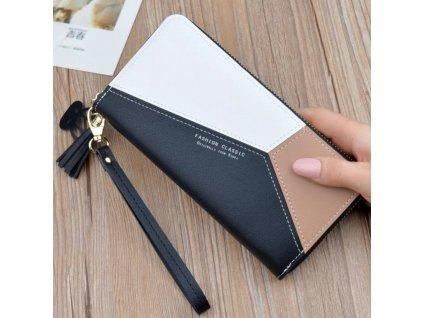 Dámská elegantní peněženka