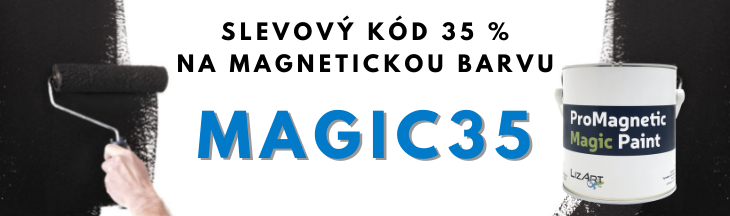 Promo kód - MAGIC35