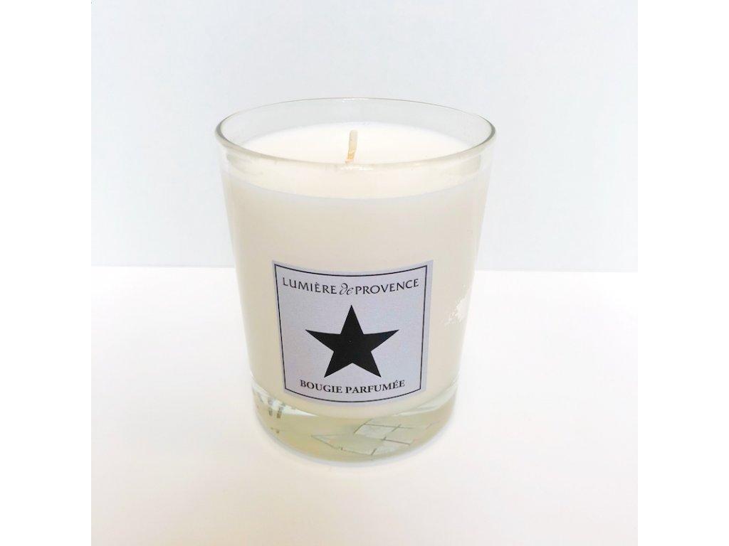 Vonná svíčka Lumière de Provence, vůně Ambre Noire