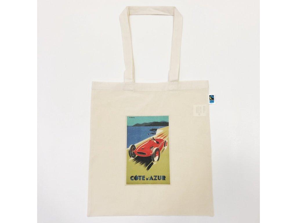 Fairtrade taška Cote d' Azur
