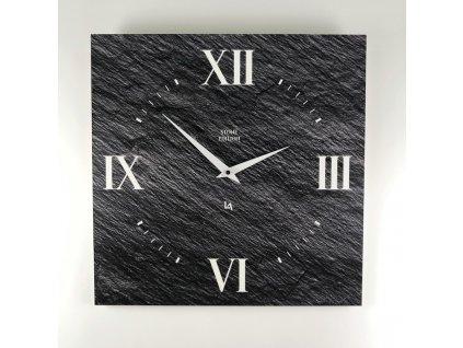 Nástěnné hodiny – Stone Edition I