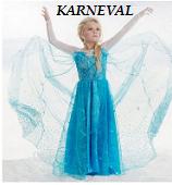 Frozen šaty