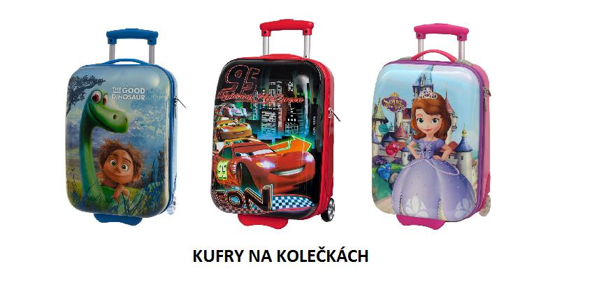 Kufry na kolečkách