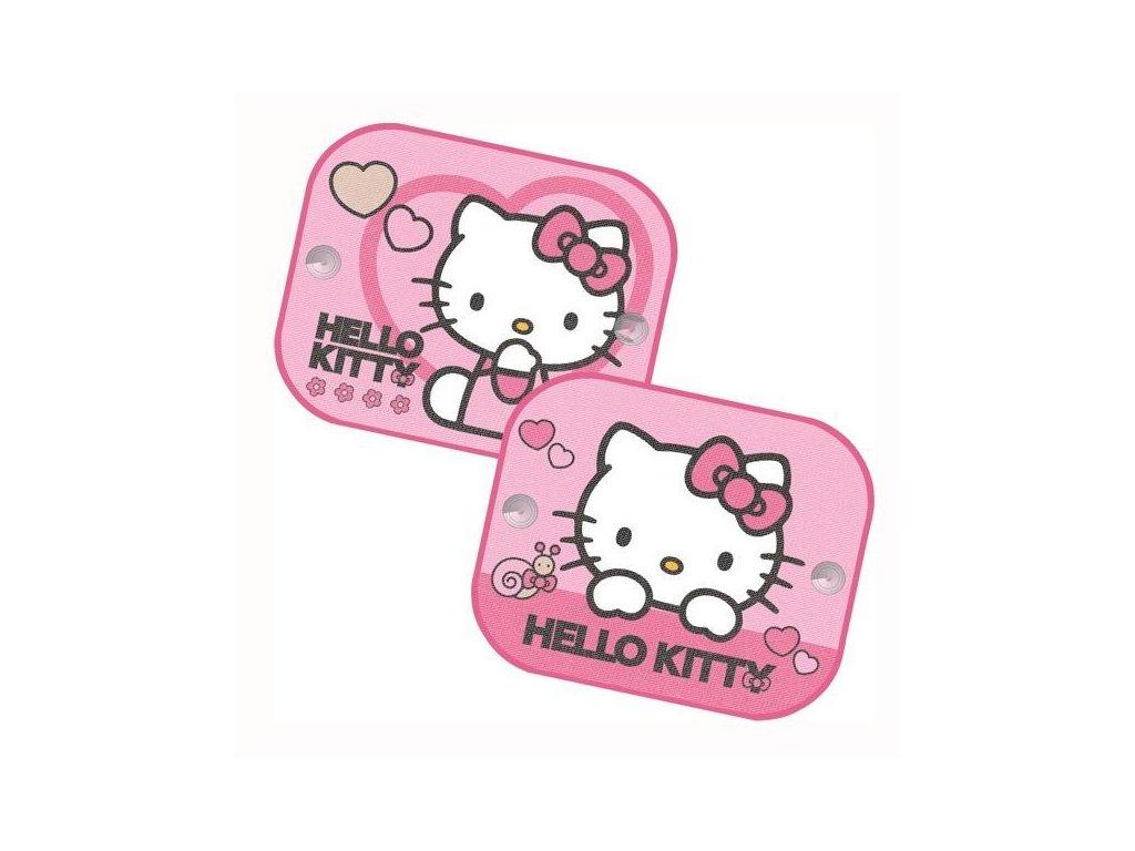 Sluneční clona Hello Kitty