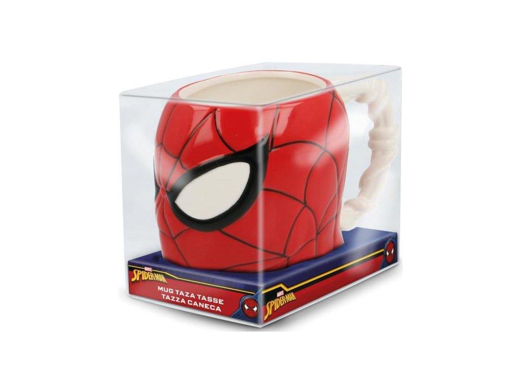 Keramický hrnek Spiderman