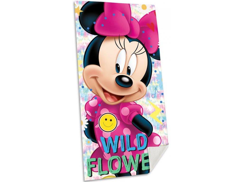 Osuška ručník Minnie Mouse
