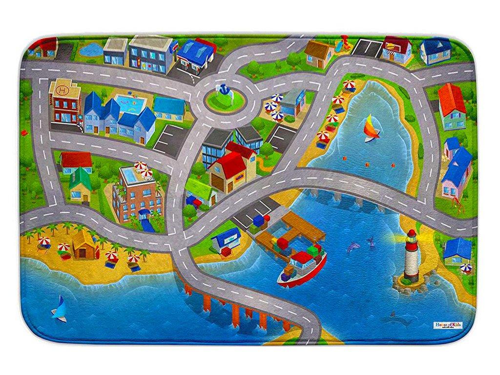 Hrací koberec Ultra Soft Přístav