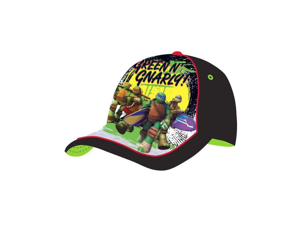 Kšiltovka Želvy Ninja TMNT