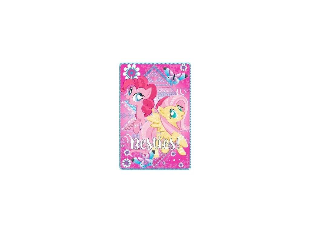Fleece deka My Little Pony