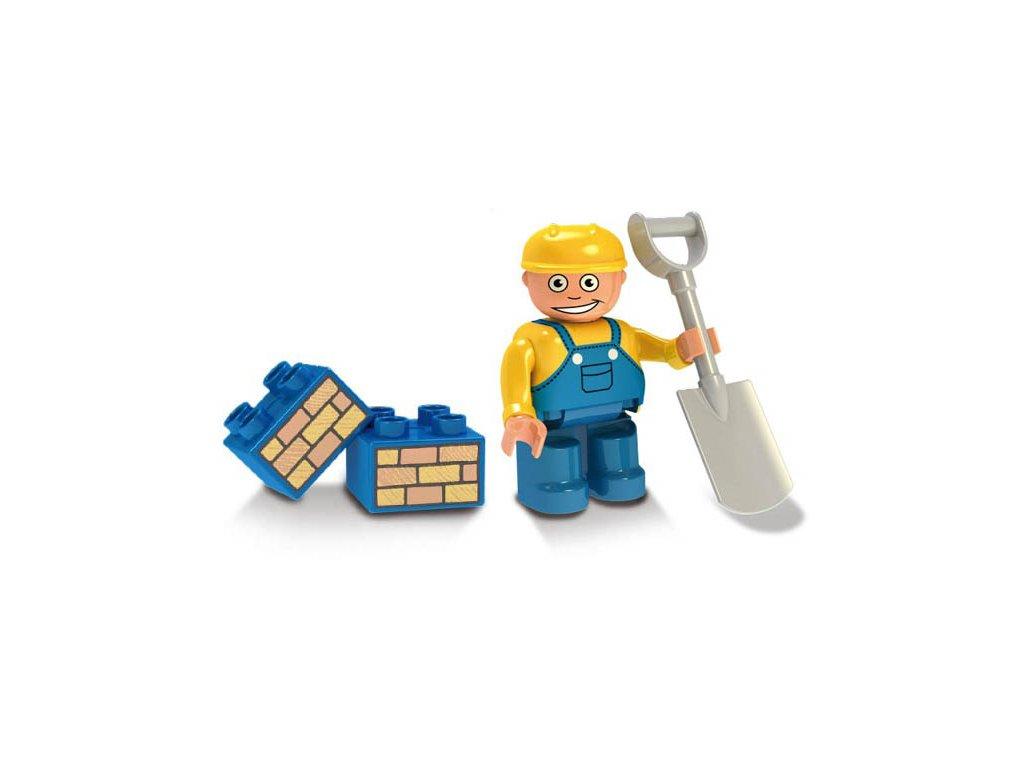 Figurka stavitel LEGO Duplo
