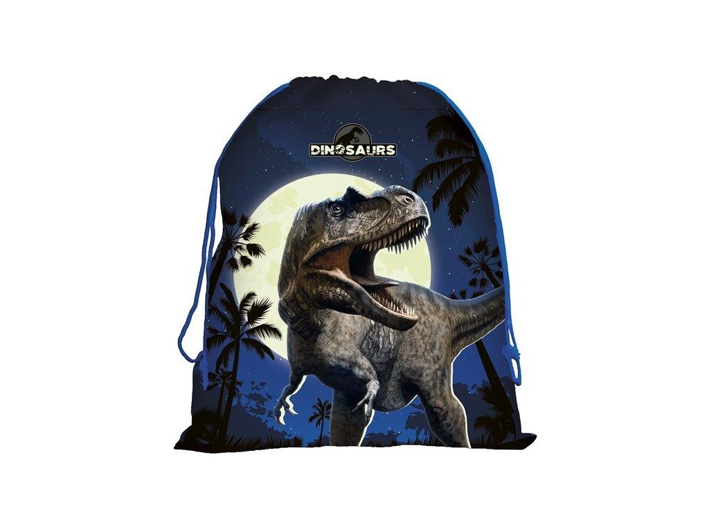 Sáček na přezůvky Dinosauři